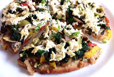 pizza-TahiniRoastedVeg