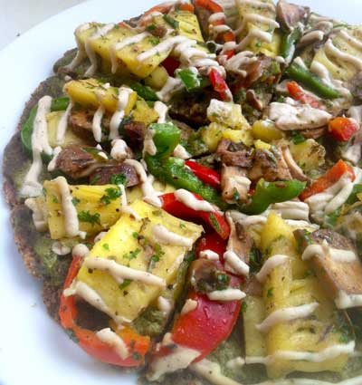 pizza-vegan