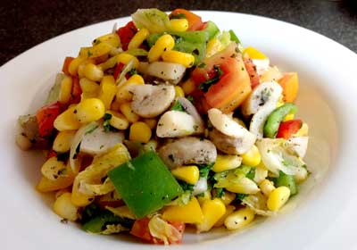 salad-CornMushroomSalad