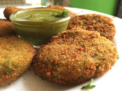 starter-Aloo-Mutter-Tikki