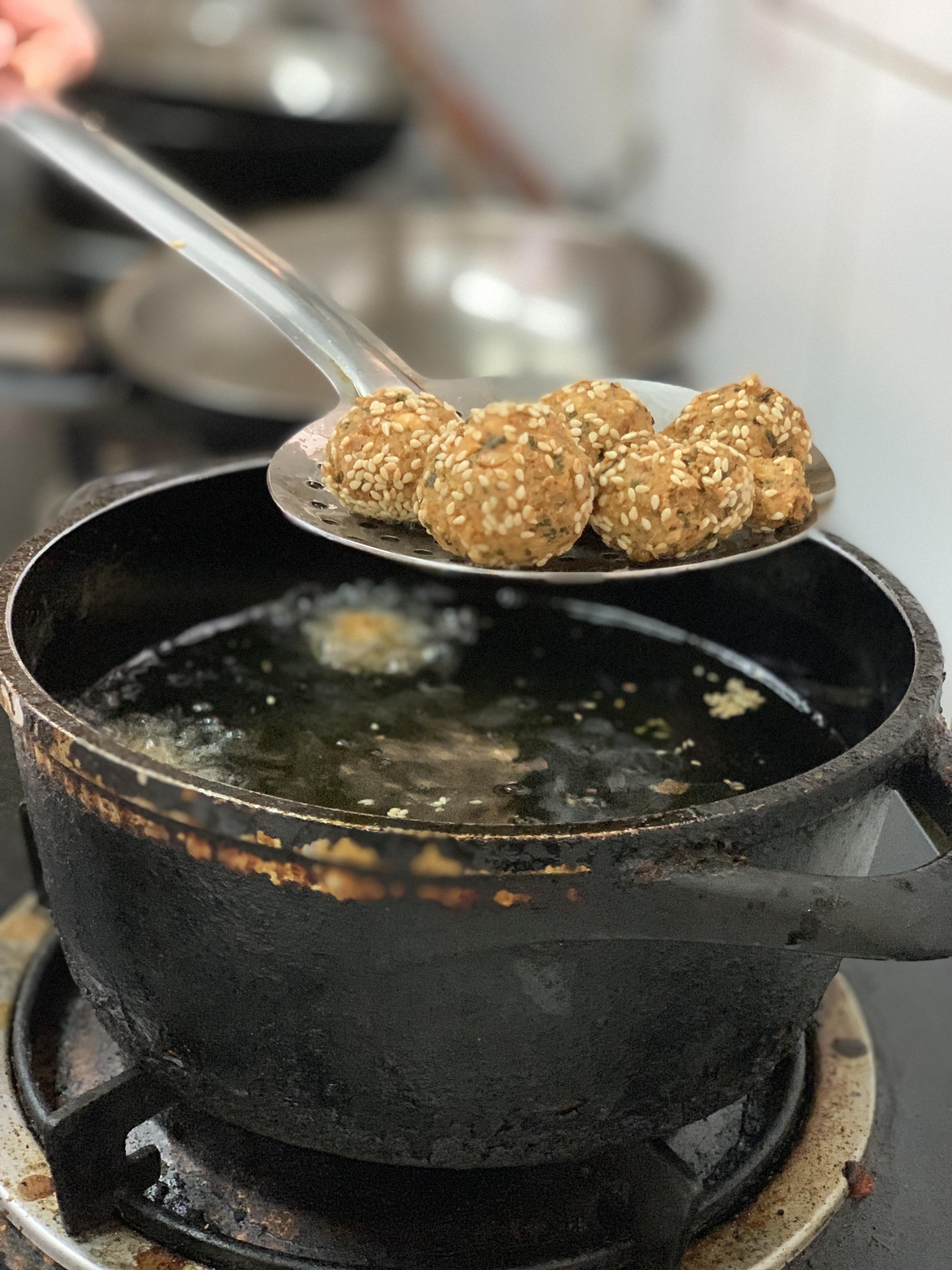 Cooking Class Falafels